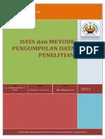 Data Teknik Pengumpulan Data