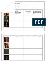The GREEN MILE Character Analysis