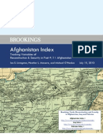Brooking AFG Index July 2010