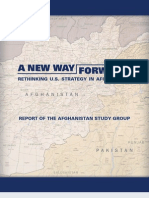 New Way Forward Report