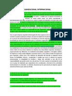 Estructura Organizacional Internacional Tema 6