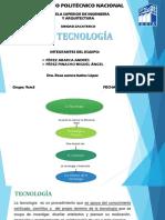 Presentación 1.3 Tecnología