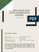 Lapsus Anak SLE