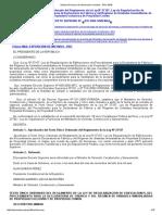 D.S. Nº 035-2006-VIVIENDA