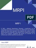 MRP 1y MRP2