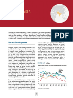 GDP Projections SouthAsia - World Bank