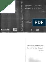 Flavia Lages de Castro - Cap. 1 - O Direito Dos Povos Sem Escrita