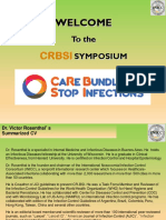 Care Bundels Stop Infections_DR.rosenthal