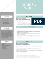 marisa wolf final new resume