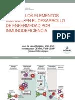 Clase 10Inmunodeficiencias