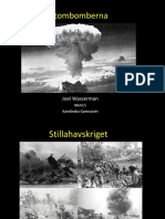 Svenska Tal Atombomberna