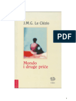 Žan Mari Gustav Le Clézio - Mondo i druge priče.pdf