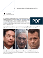 _Too Big to Believe_ - Massive Scandal is Brewing at the FBI _ Zero Hedge