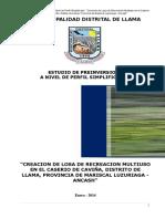 Losa Llama - Final