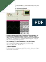 Componente DC de una señal de componentes AC+DC