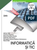 Caiet Informatica Si Tic Cls. V