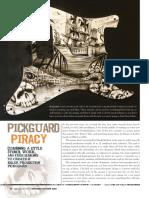 Pickgaurd Piracy