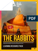 The Rabbits - Teachers Resource