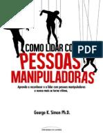 Como Lidar Com Pessoas Manipuladoras - George K. Simon