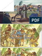 Domingo de Ramos - O Seu Significado