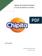 proiect logistica Chipita