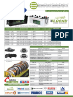 LUCHS Automechanika Offer - LUCHS Batteries, Bearings, Brake Drums - Germangulf.com