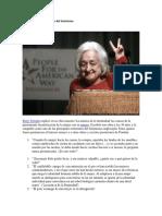 Cinco Libros Fundamentales Del Feminismo