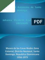 Museo de las Casas Reales Zona Colonial,.pptx