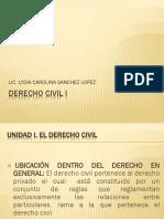 Derecho Civil y Familiar i 2018