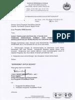 Surat Pekeliling Panduan Rambut Dan Kara