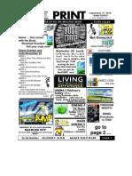 September 19 2010 Newsletter