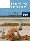 «El tiempo detenido y otras historias de África», Lola Hierro