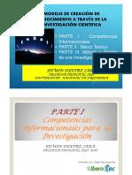 Competencias Informacionales y Metod. Investig.MBNMN