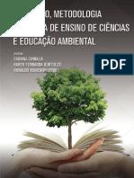 Conteudo Metodologia e Pratica de Ensino de Ciencias e Educacao Ambiental