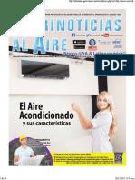 Revista Refrinoticias Al Aire Junio 2015