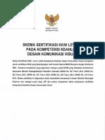 25 KKNI II Desain Komunikasi Visual