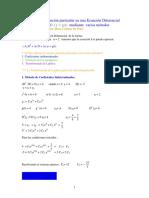Consistencia en Solucion Ecuacion Diferencial Abril a-08