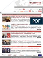Newsletter Abril 2015