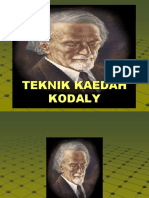 Presentation Kodaly