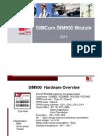 Simcom Sim900 Module 2010