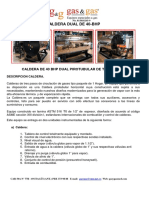 Catalogo Caldera 40 Bhp