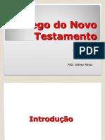 Grego do Novo Testamento - Prof. Sidney Matos.pps