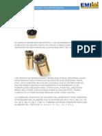 El Sandvik Impregnó Pedacitos y Las Herramientas Del Diamante Se Dirigen Para Las Varias Condiciones Que Perforan en Industrias de La Exploración y de Construcción