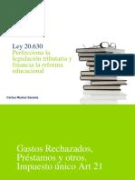 G.rechazados Charla-Deloitte 2014