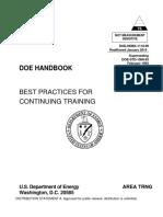 DOE HDBK 1118 99 Reaffirmed 2014