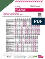Info Trafic - Axe a TOURS - OrLEANS Du 19-04-2018_tcm56-46804_tcm56-186143