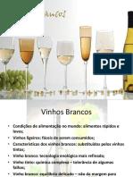 Resumo - Produção de Vinhos Brancos