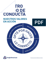 Our Code of Conduct Spanish