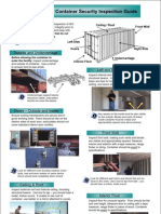 7-Point Ocean Container Security Inspection Guide