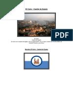 Africa - Ciudades Mas Impotantes